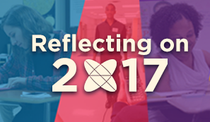 Reflecting on 2017: Together 'We've' Succeeded in Helping Schools, Teachers and Students image