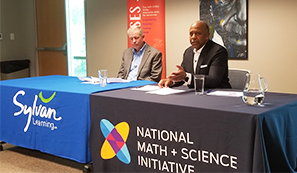 Sylvan Learning and the National Math and Science Initiative Partner to Expand Science, Technology, Engineering and Math (STEM) Education Opportunities  image
