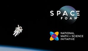"SpaceFoam™ Supports Expansion of the National Math and Science Initiative's ""Laying the Foundation"" Program image"