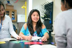Comprehensive Program Improves College & Career Readiness for Students image