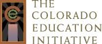 The Colorado Education Initiative Logo