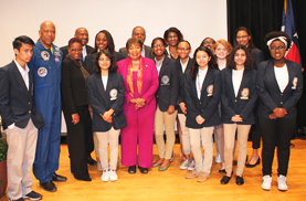 Congresswoman Johnson Promotes STEM Education at Annual Math and Science Lecture Series image