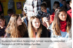 Report Identifies Shortage of Educational Opportunities for Military-Connected Students image
