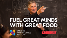 National Math and Science Initiative Partners with Grubhub to Celebrate Pi Day and Fuel STEM Students for Success image