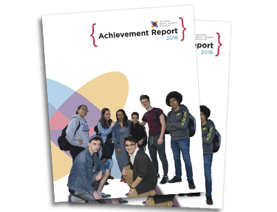2016 Achievement Report image