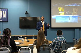 Wolf Administration Celebrates Computer Science with Former Astronaut Bernard Harris image