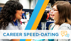 Career Speed-Dating From Both Sides of the Table image