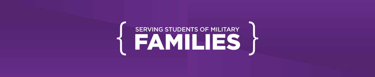 Military Families Mission hero image