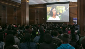 "Hundreds of Cleveland Students Join Industry Leaders, Education Nonprofit for Screening of ""Hidden Figures,"" Discussion of STEM Opportunities  image"