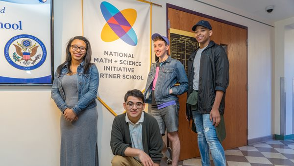 National Program Boosts Student Advanced Placement Performance image